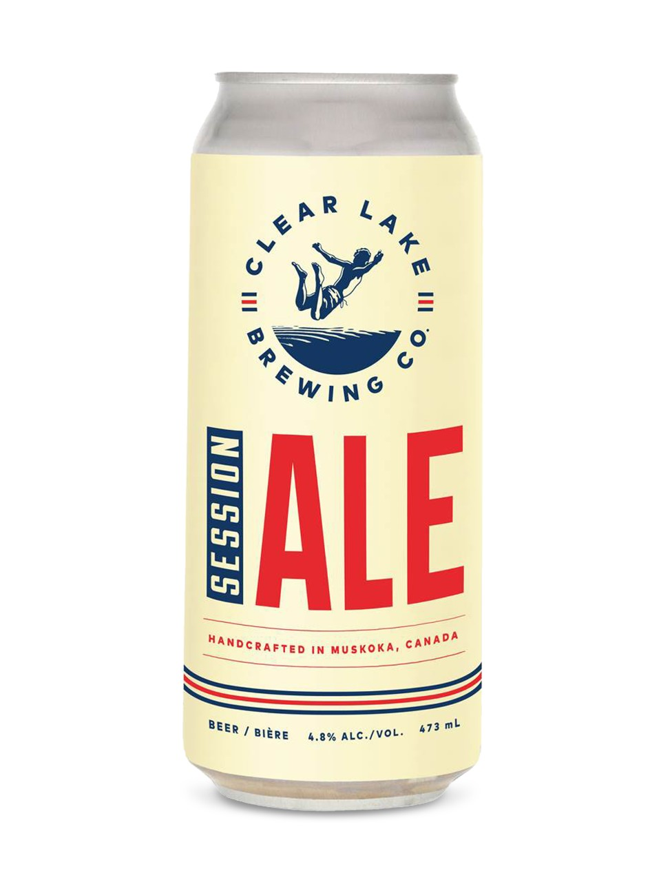 Clear Lake Brewing Session Ale