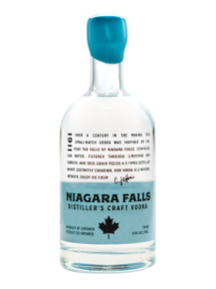 Niagara Falls Craft Vodka