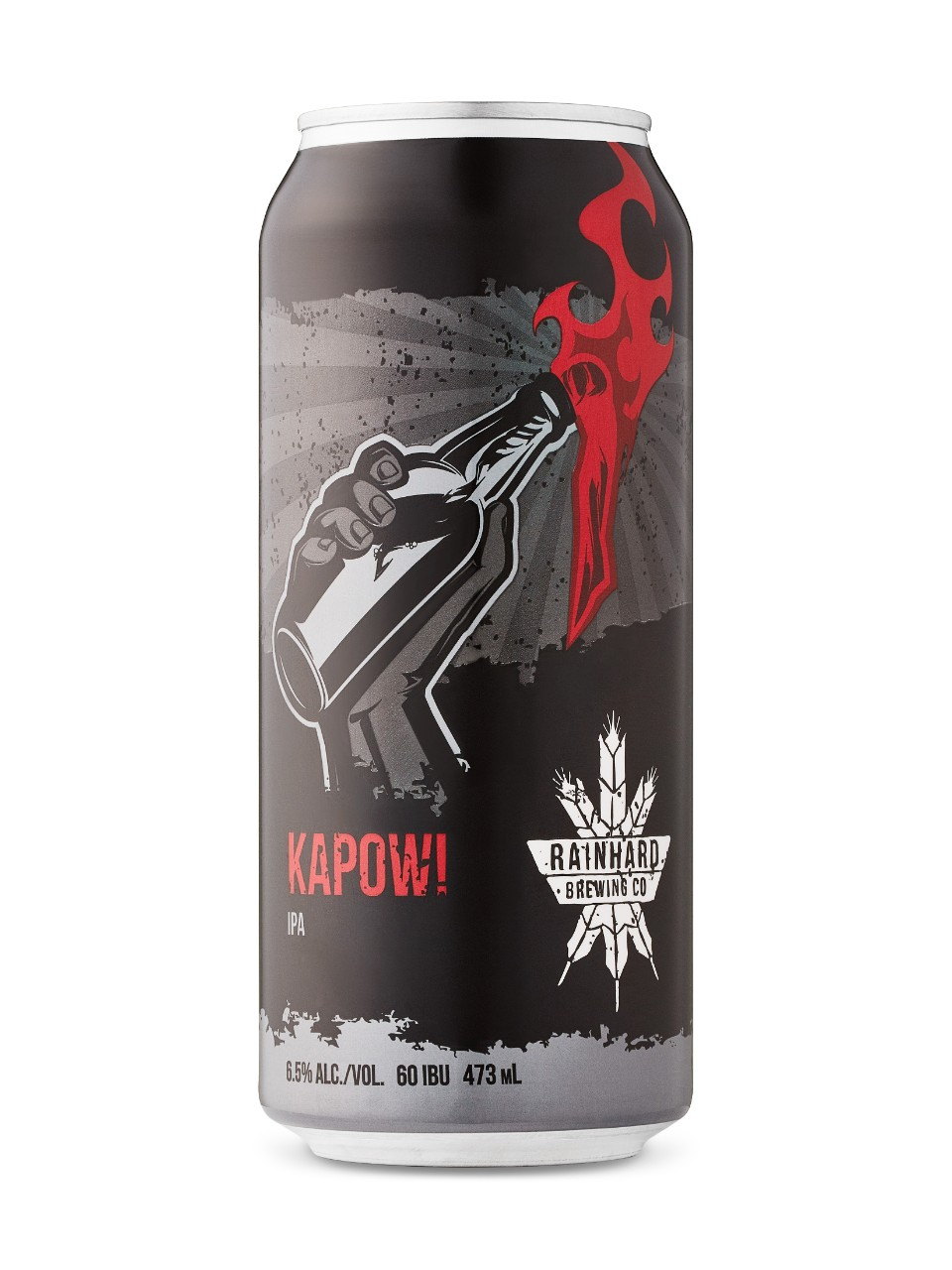 Image for RAINHARD BREWING KAPOW! IPA from LCBO