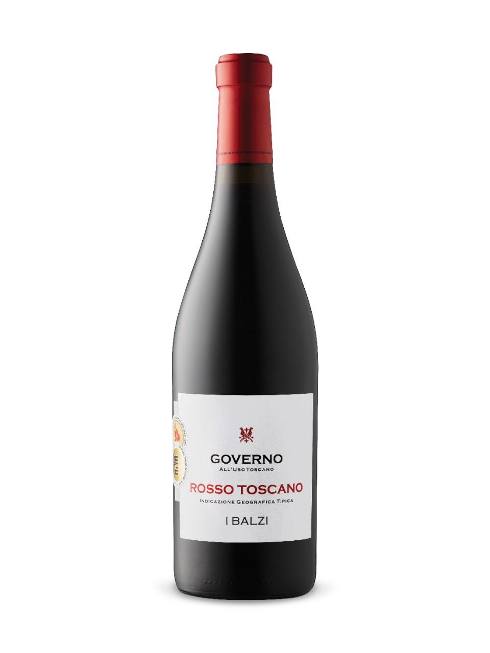 Image for I Balzi Governo All'Uso 2015 from LCBO