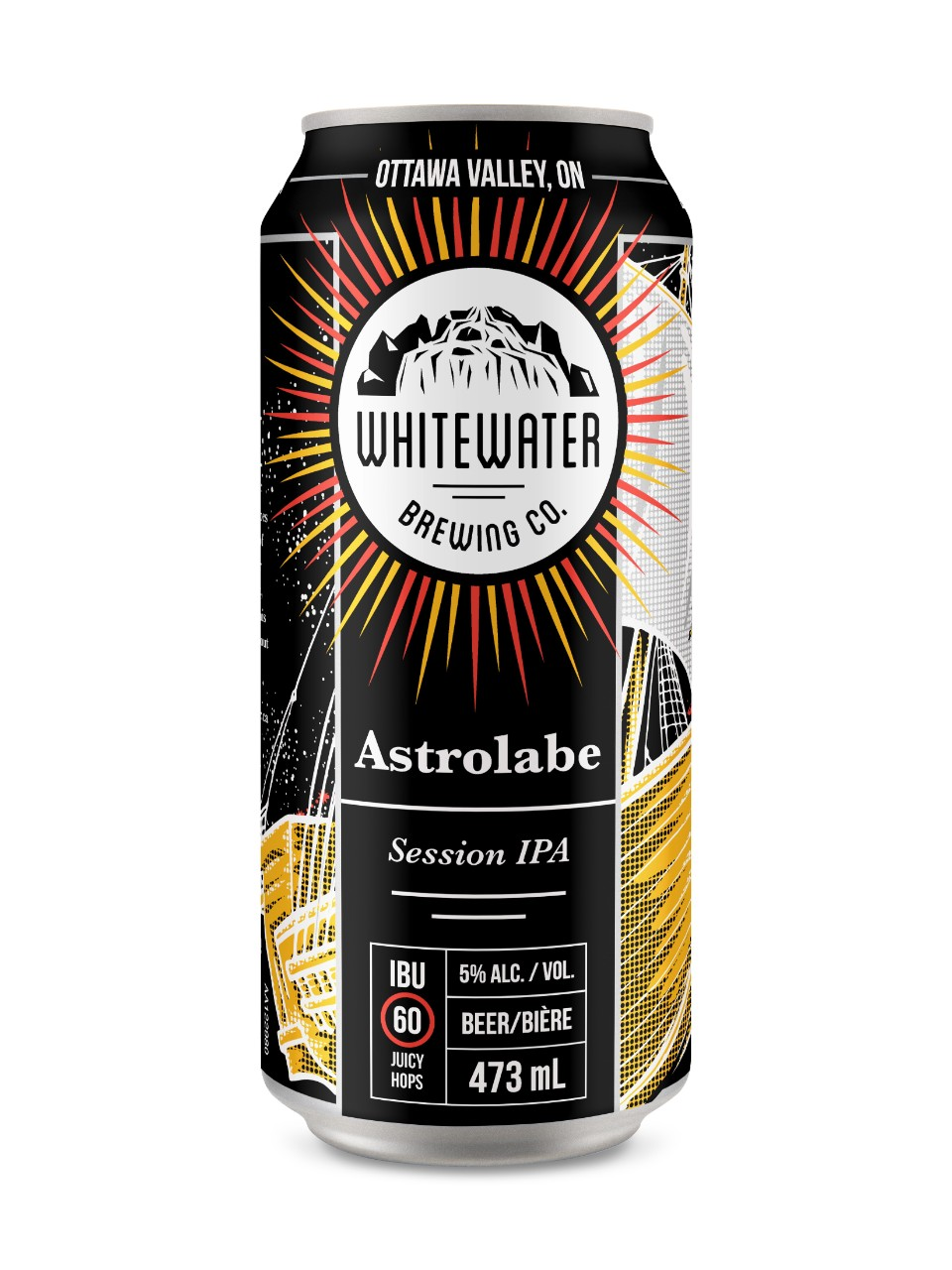 Whitewater Brewing Astrolabe Session IPA