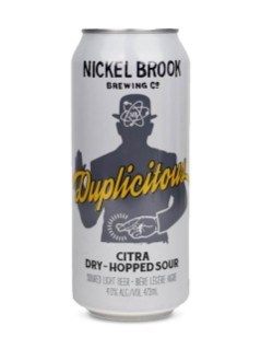Nickel Brook Duplicitous Citra Dry-Hopped Sour