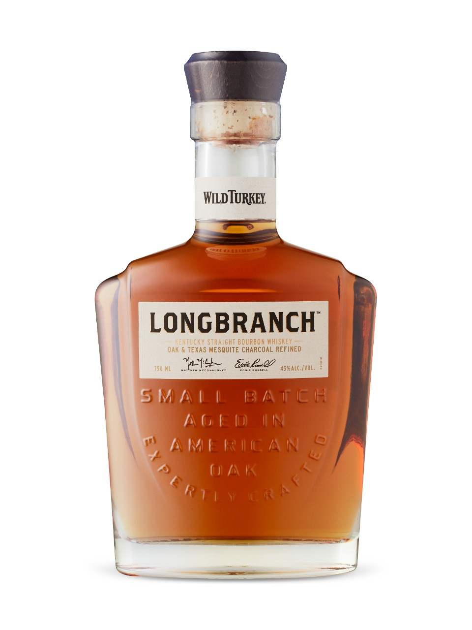 Whiskey américain Wild Turkey Longbranch