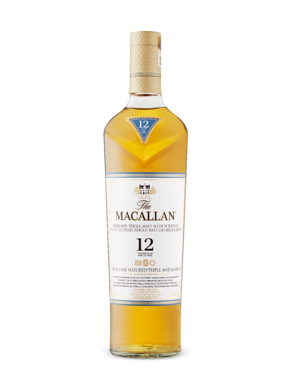 Image for Macallan Triple Cask 12 Yo from LCBO