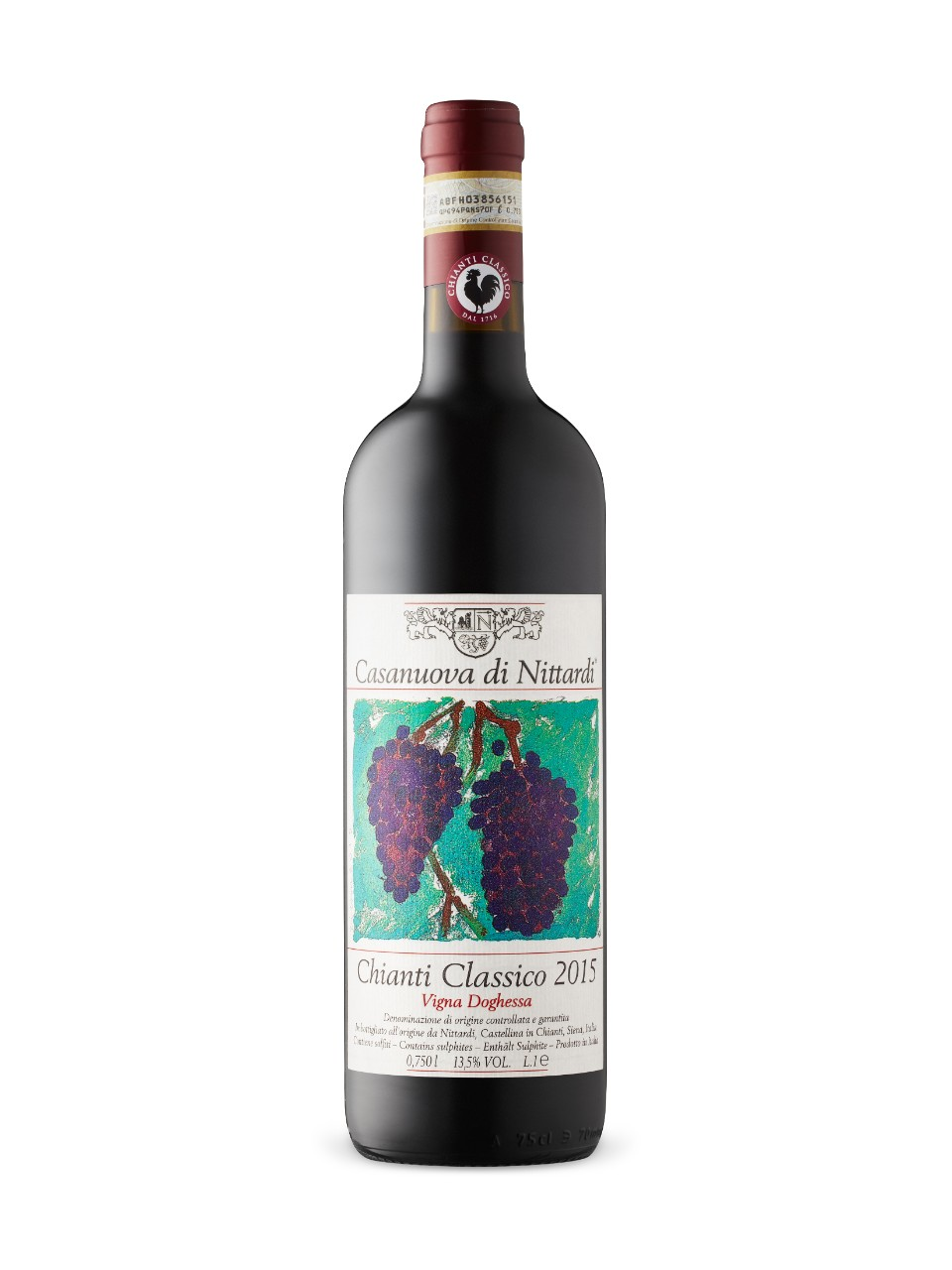 Image for Nittardi Casanuova 2015 from LCBO
