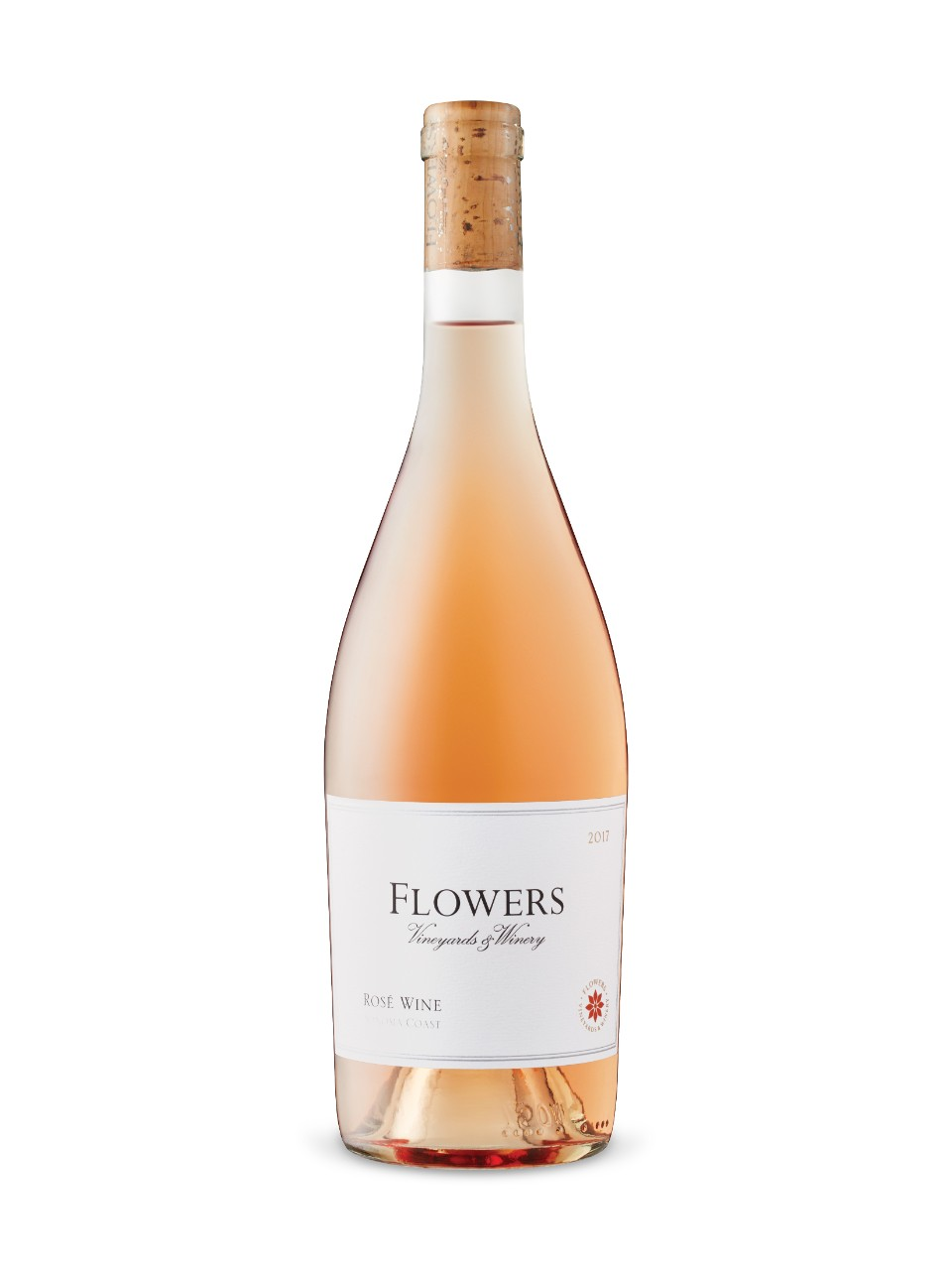 Image for Flowers Sonoma Coast Rosé 2017 from LCBO