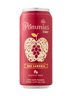 Pommies Cider Red Sangria