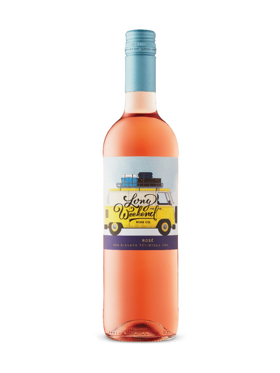 Image for Long Weekend Wine Co. Rosé from LCBO