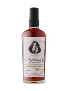 Springbank 21 Year Old Author Series Whisky