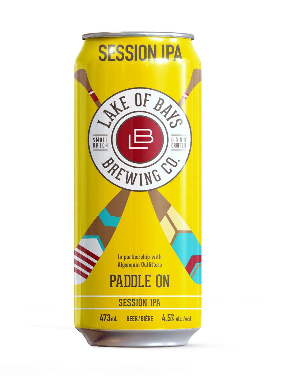 Lake Of Bays Paddle On Session IPA from LCBO