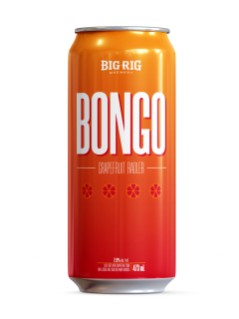 Big Rig Bongo Grape Fruit Radler