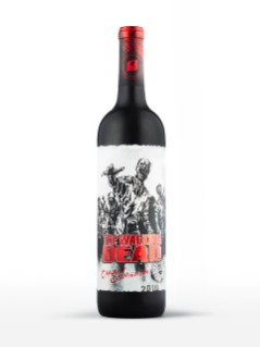 The Walking Dead Cabernet Sauvignon
