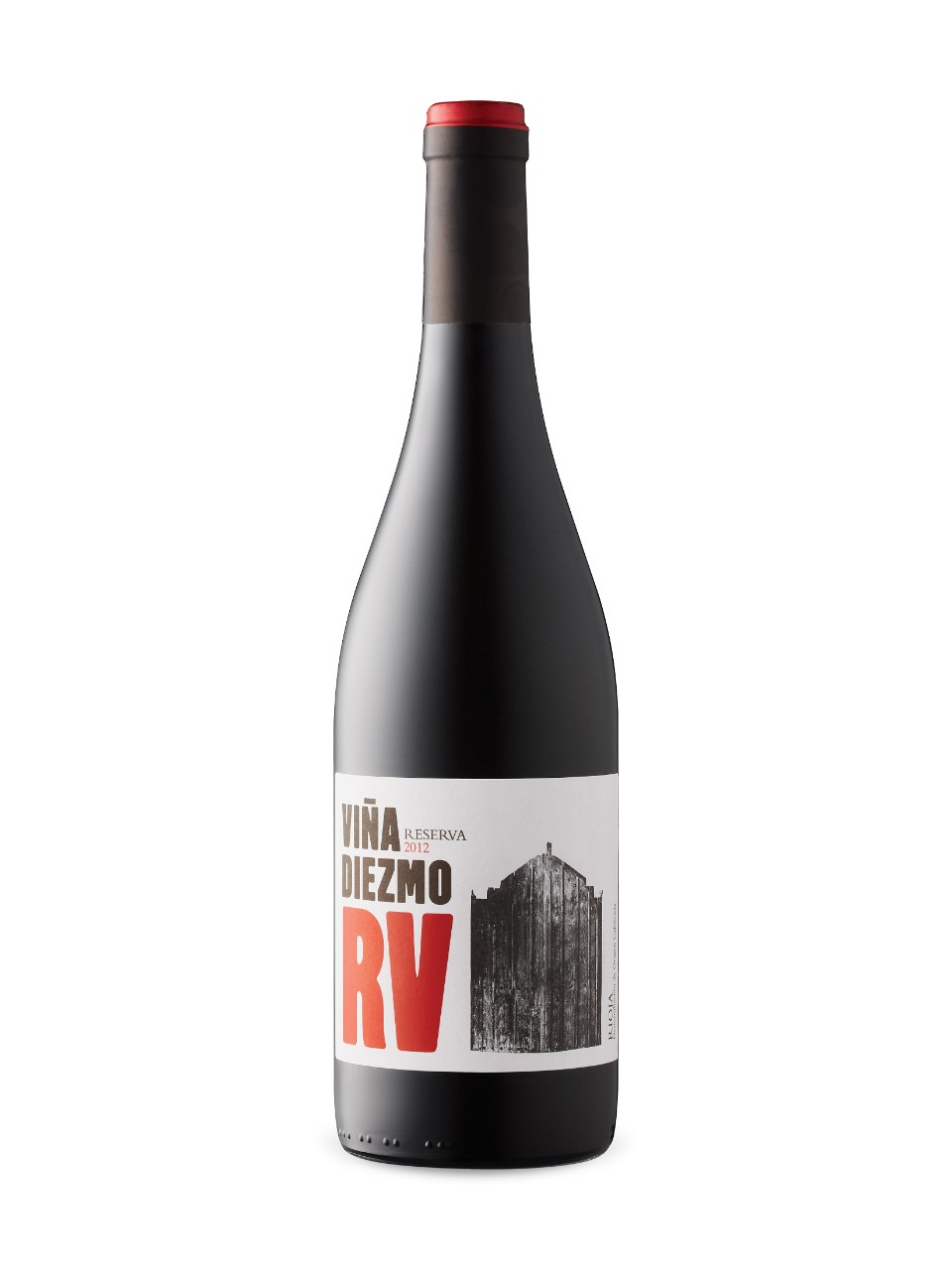 Image for Viña Diezmo RV Reserva 2012 from LCBO