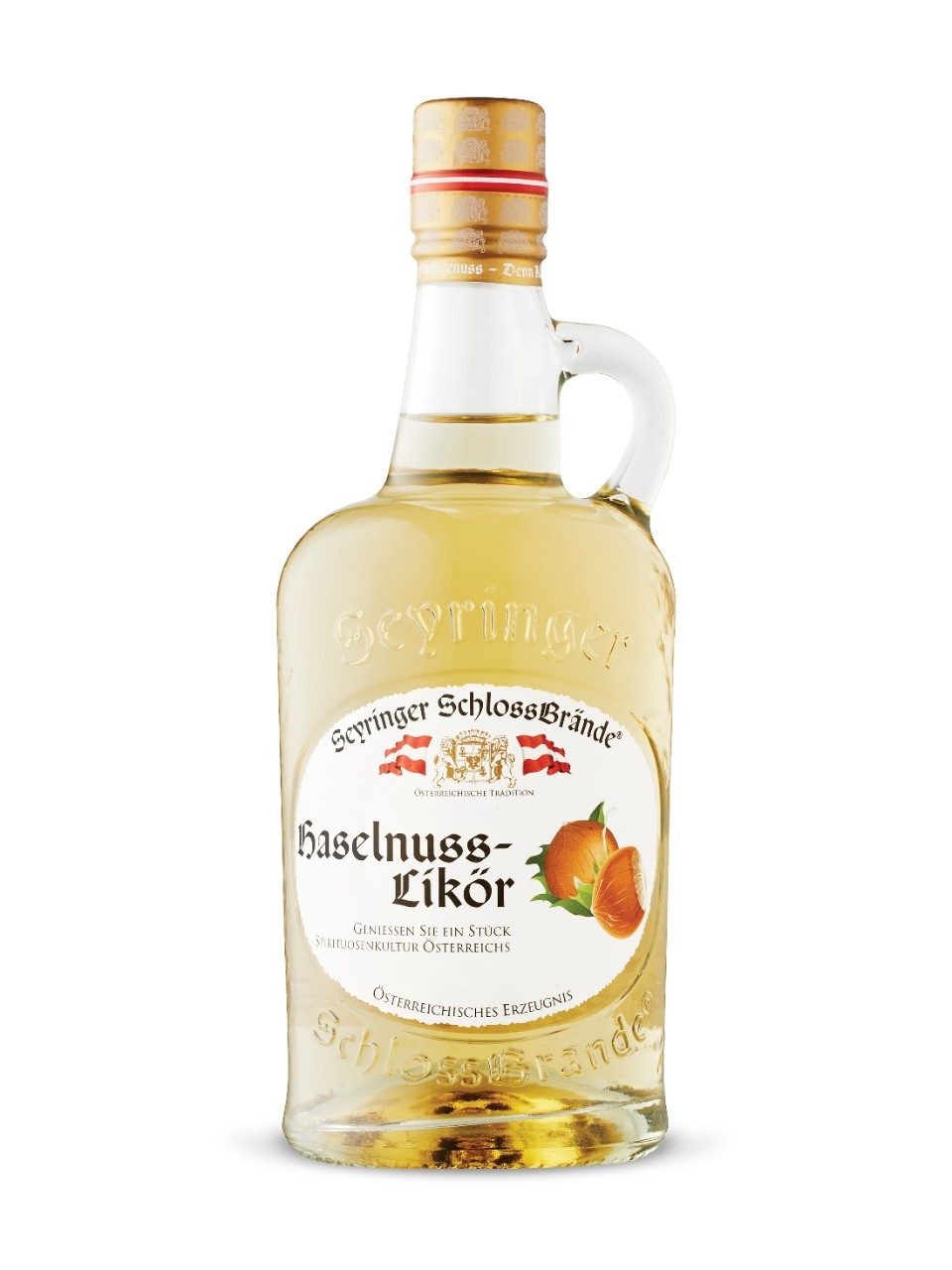 Image for Haselnuss-Likör Hazelnut Liqueur from LCBO