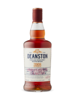 Deanston 2008 Bordeaux Red Wine Cask Matured