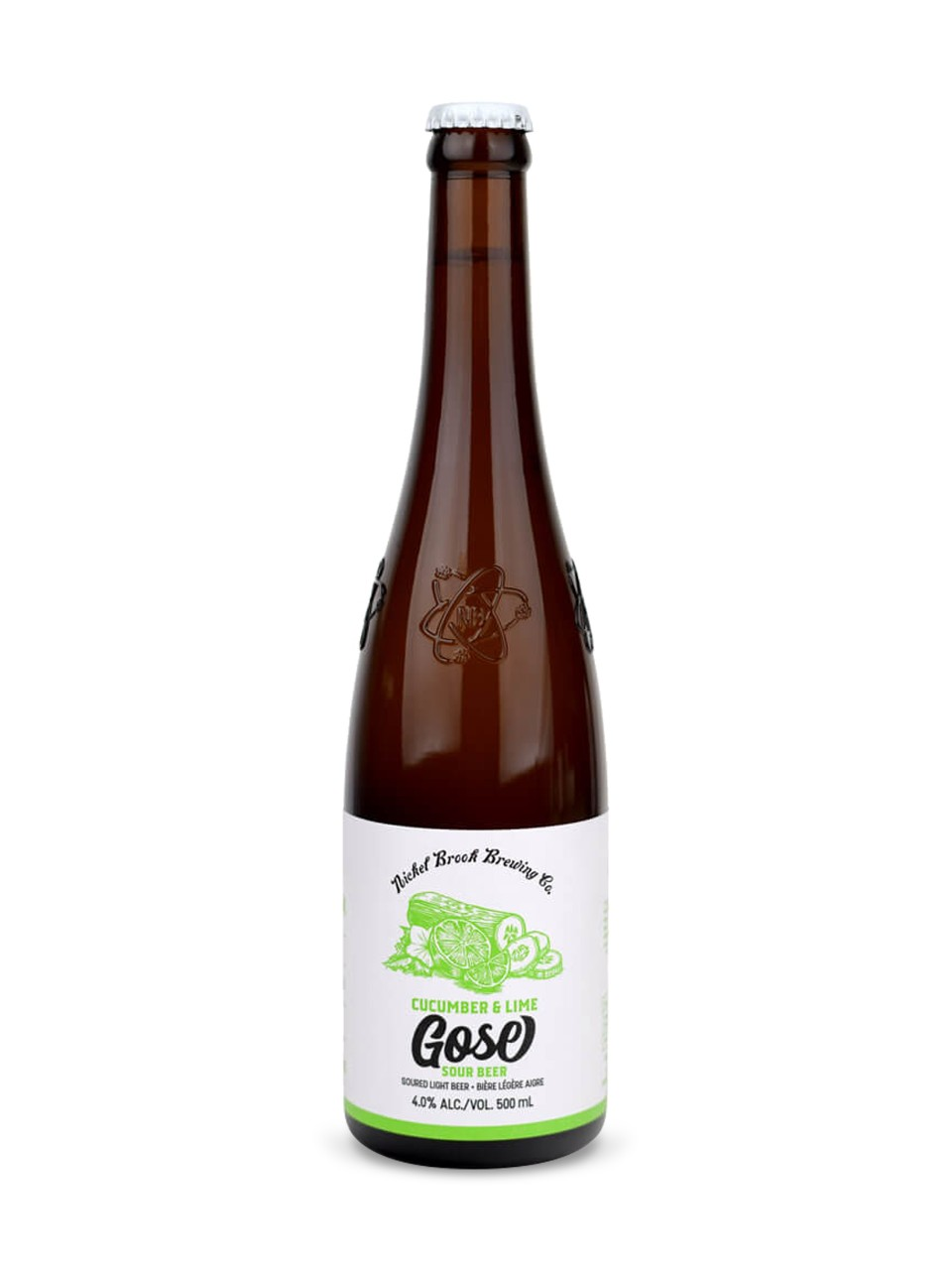 Image for Nickel Brook Lime Cucumber Gose from LCBO