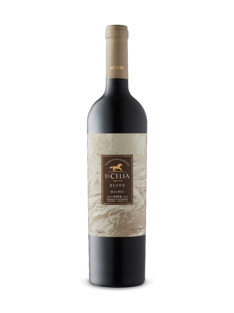 Image for La Celia Elite Malbec 2015 from LCBO