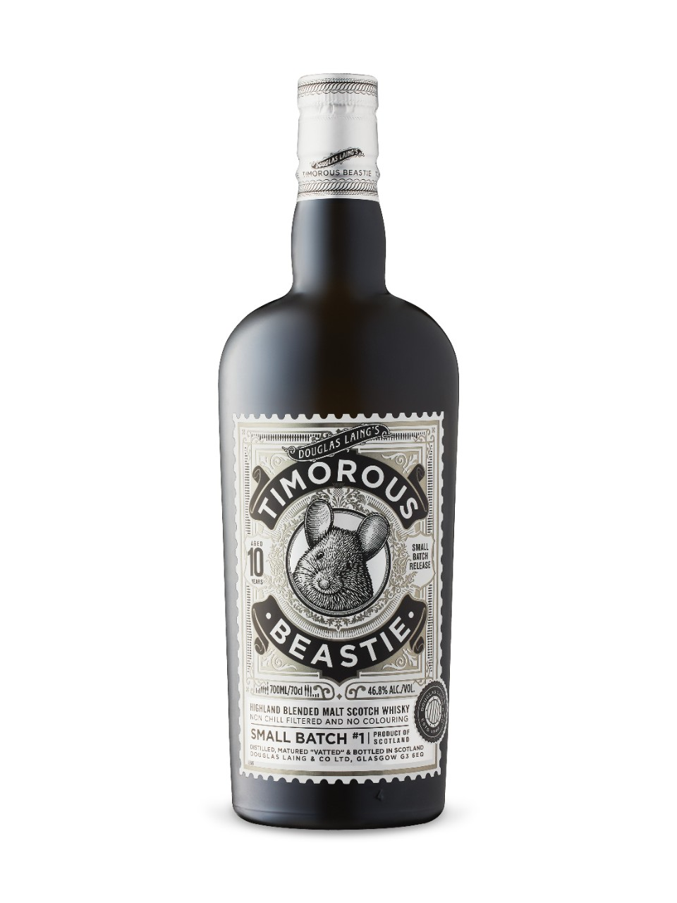 Image for Timorous Beastie Highland Malt 10 Yo from LCBO