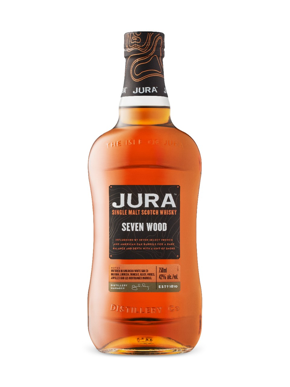 Image for Jura Seven Wood from LCBO