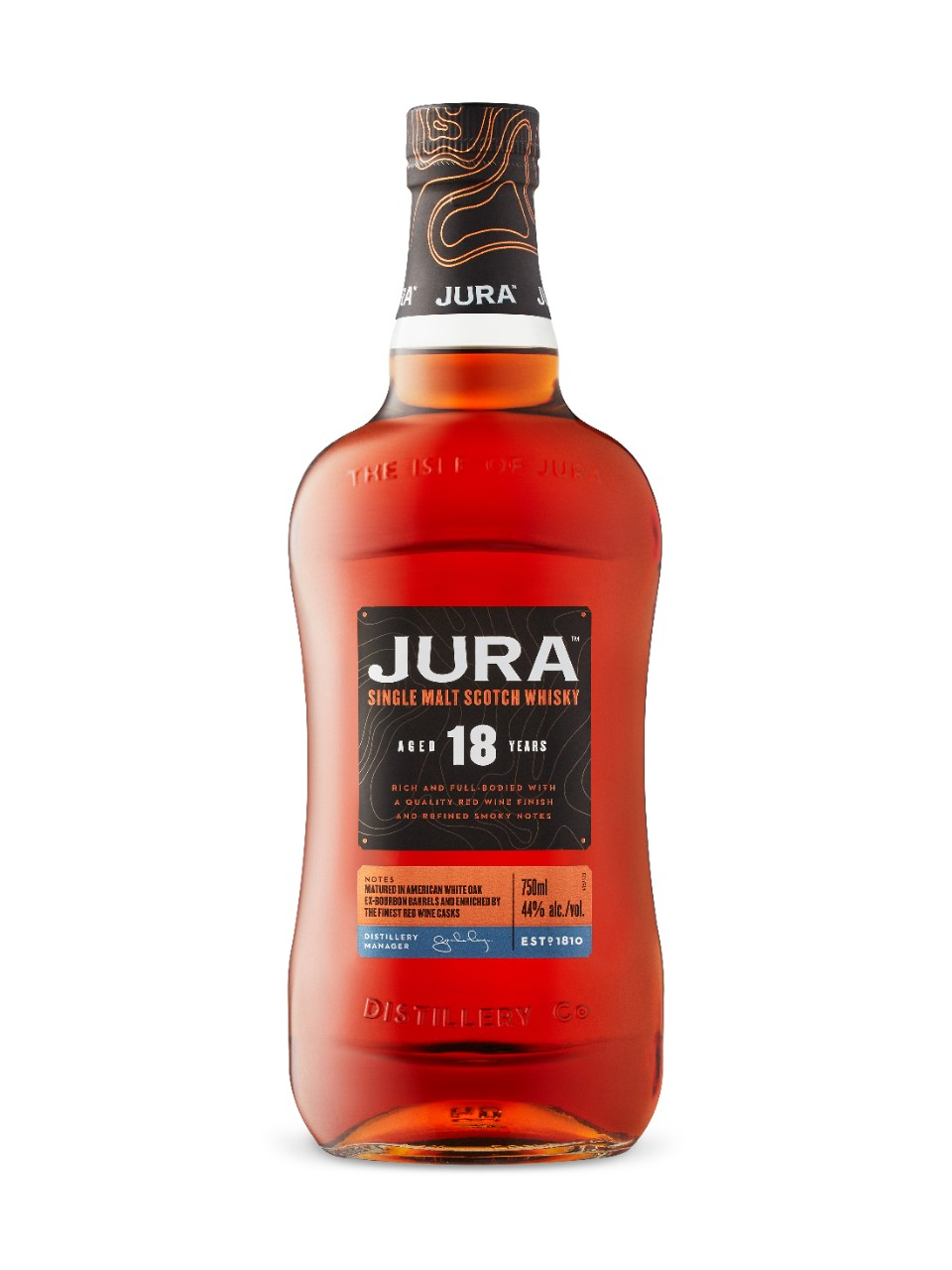 Image for Jura 18 Yo from LCBO