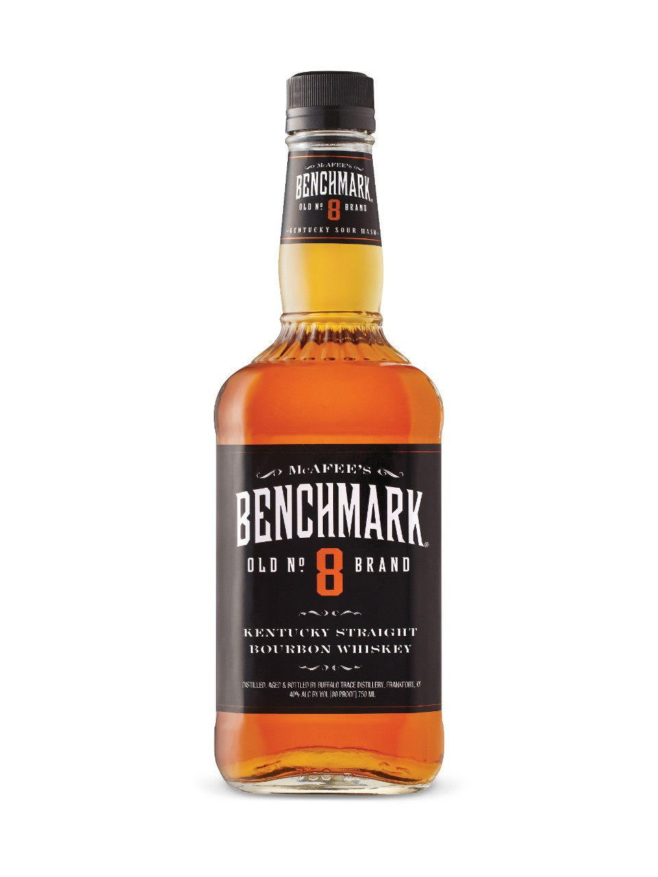 Image for Benchmark Old No. 8 Brand Kentucky Straight Bourbon from LCBO