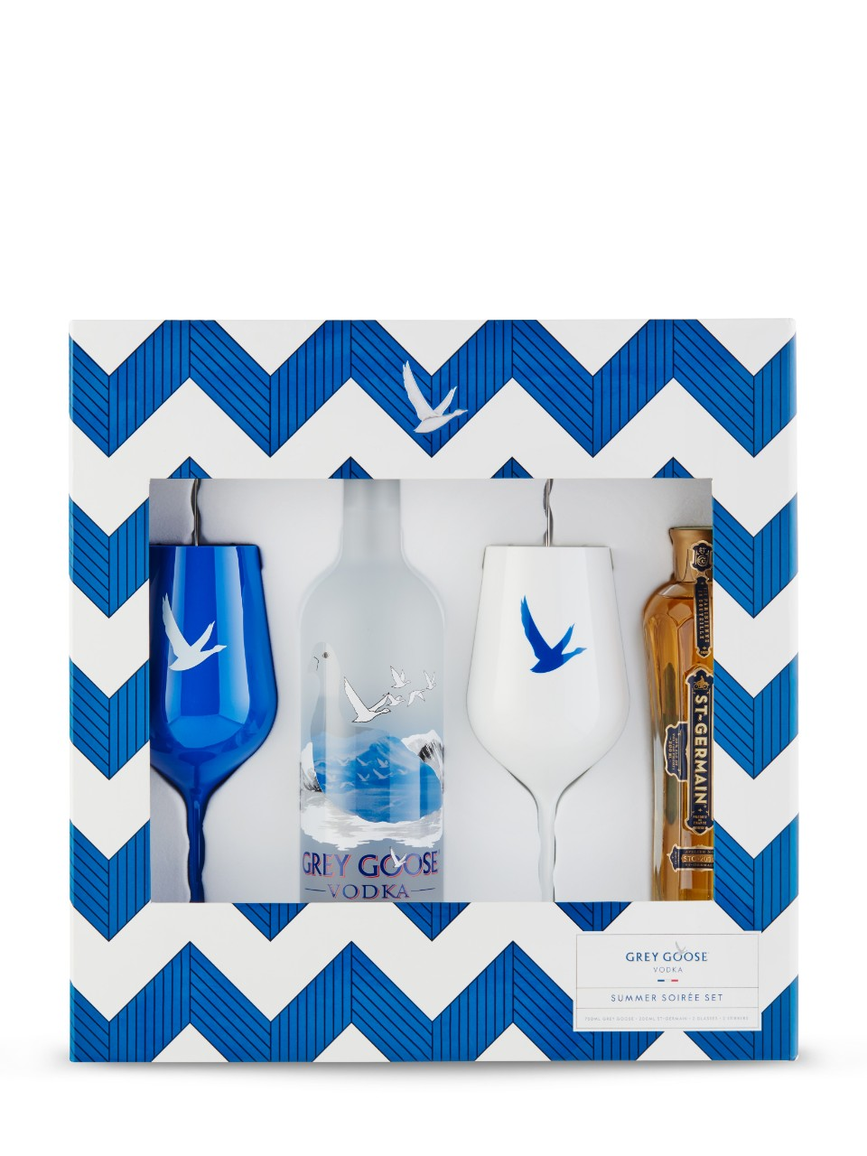 Grey Goose Le Grand Fizz Summer Giftpack