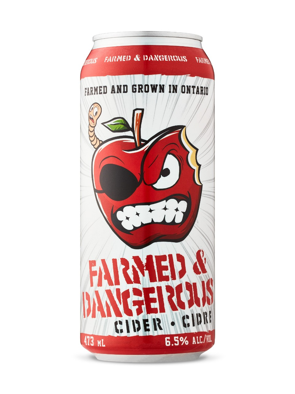 Image for Farmed & Dangerous Cider from LCBO