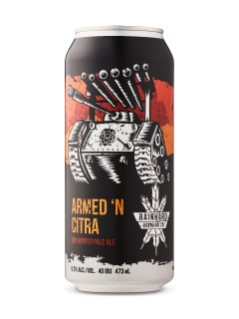 Rainhard Brewing Armed N' Citra Dry Hopped Pale Ale