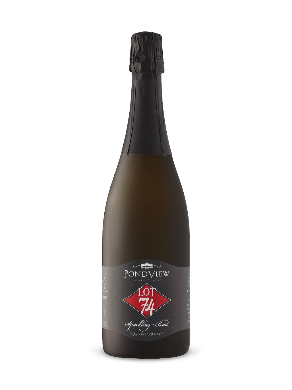 Image for Pondview Lot 74 Sparkling Brut 2016 from LCBO