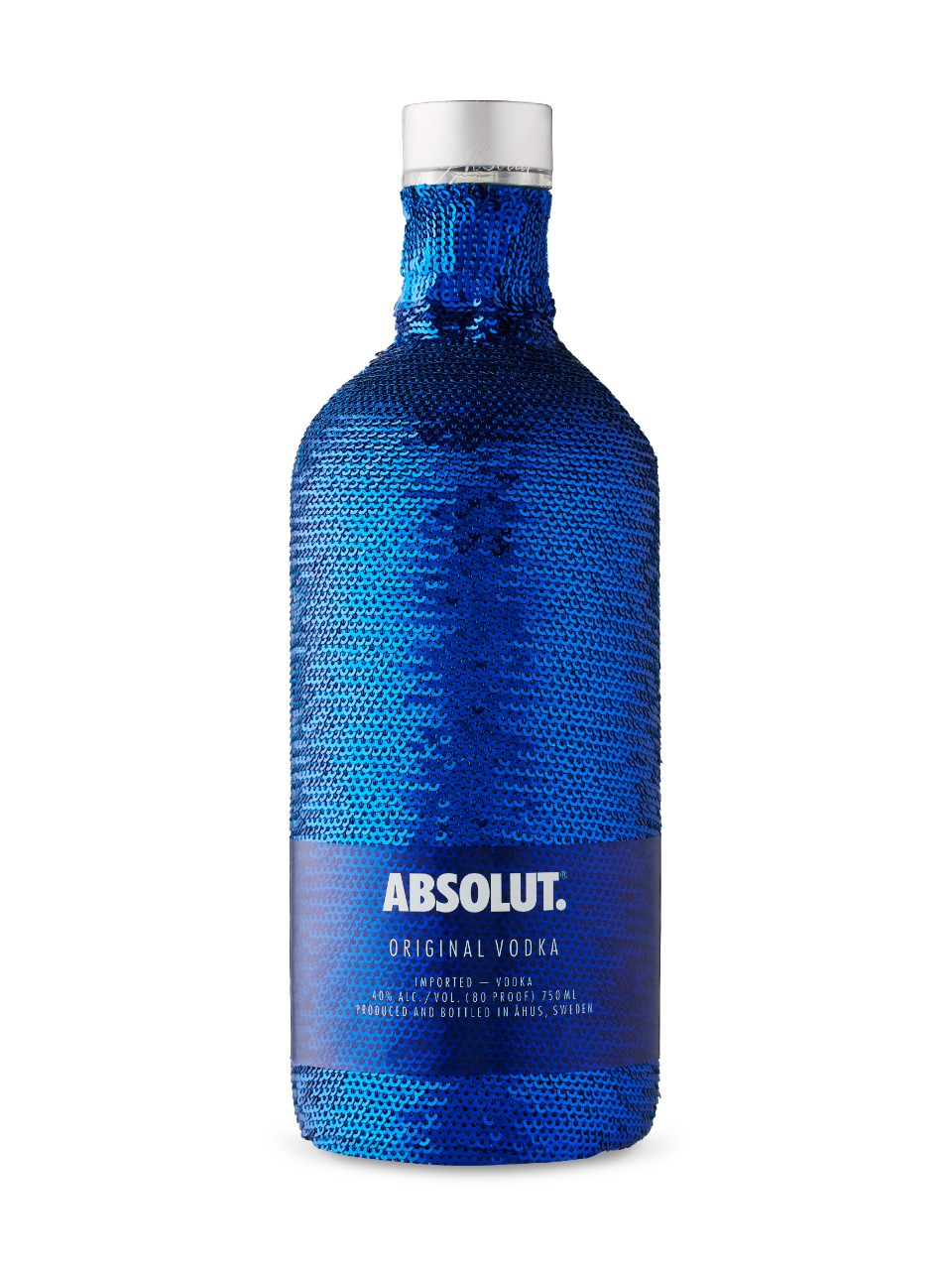 Absolut Sequin Limited Edition Bottle