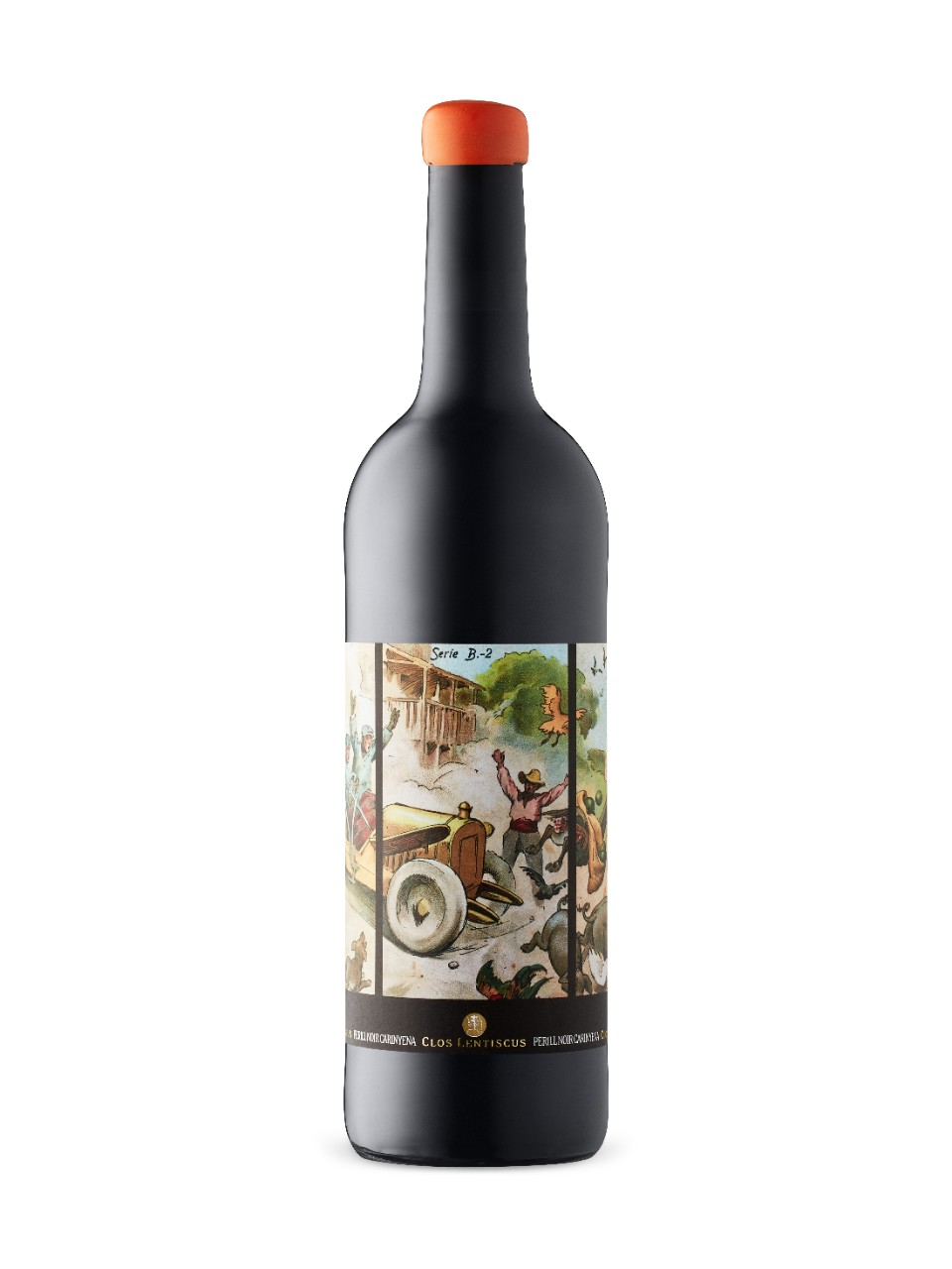 Image for Clos Lentiscus Perill Noir Carignan 2015 from LCBO