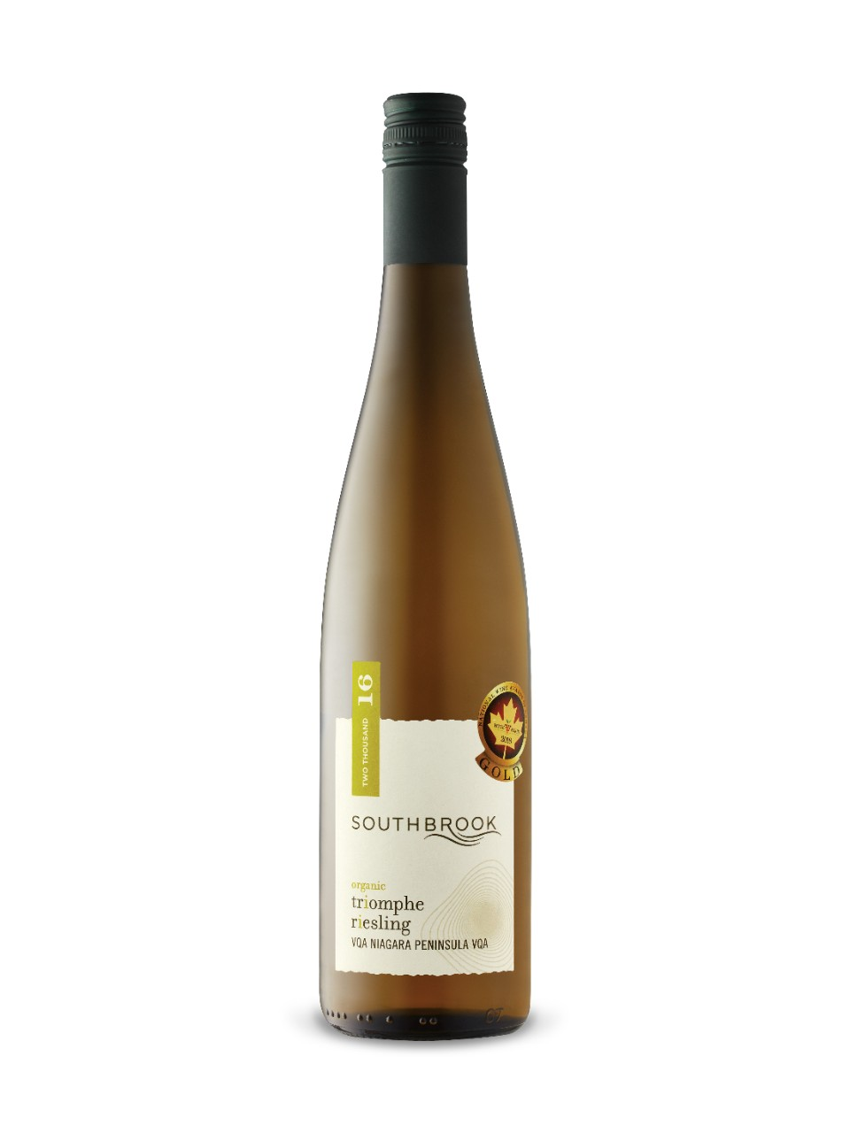 Image for Southbrook Triomphe Organic Riesling 2016 from LCBO