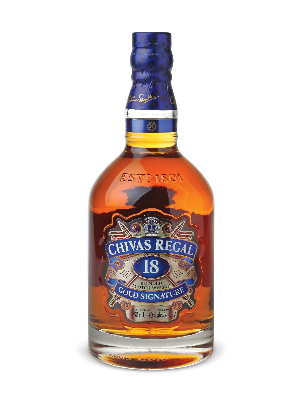 Image for Chivas Regal 18 Year Old Scotch Whisky from LCBO