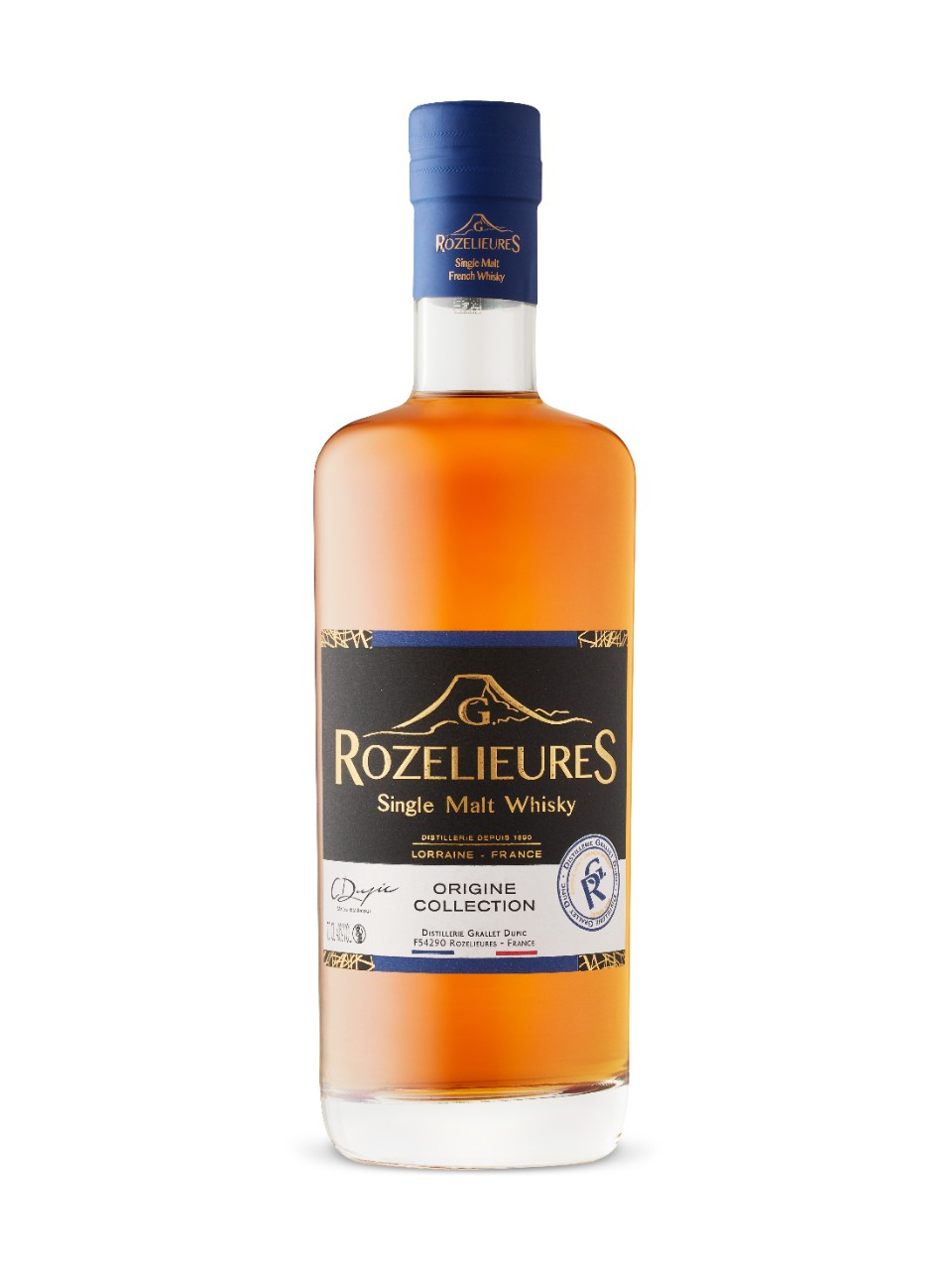 Image for Rozelieures Origine Collection Single Malt Whisky from LCBO