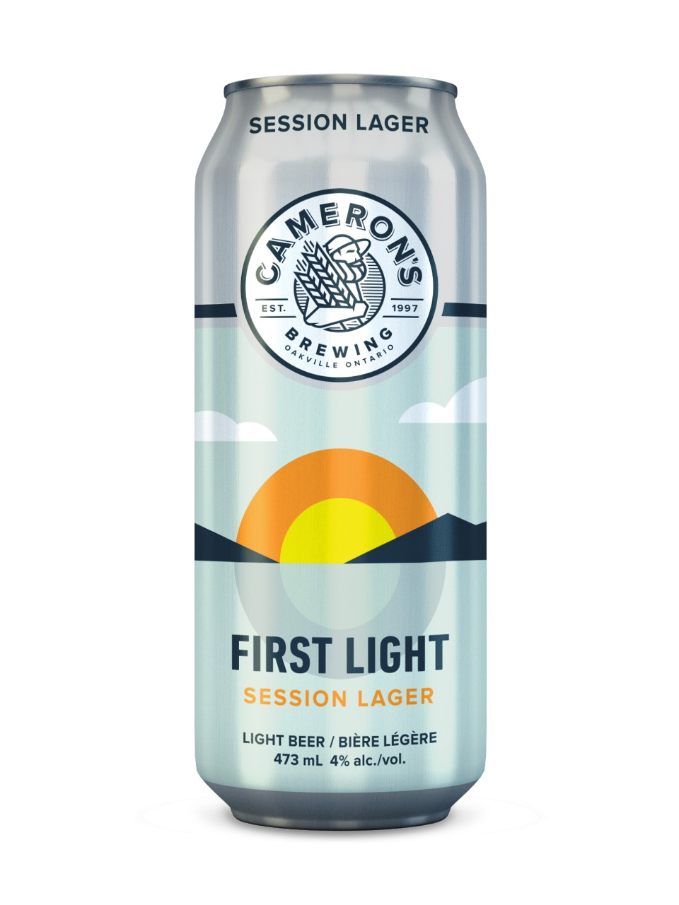 Image for Cameron's First Light Lager from LCBO