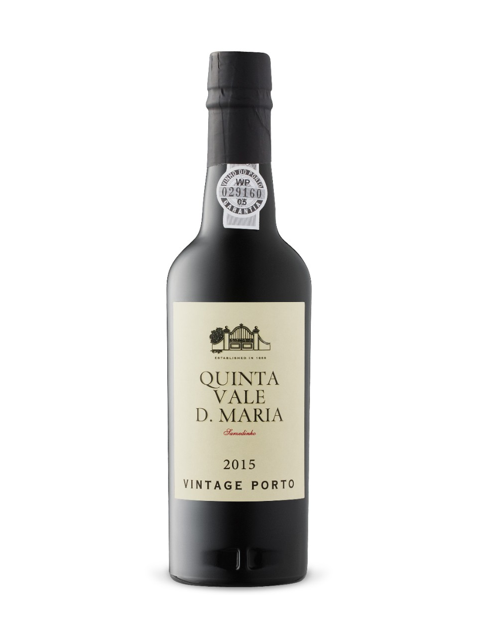 Image for Quinta Vale D. Maria Vintage Port 2015 from LCBO
