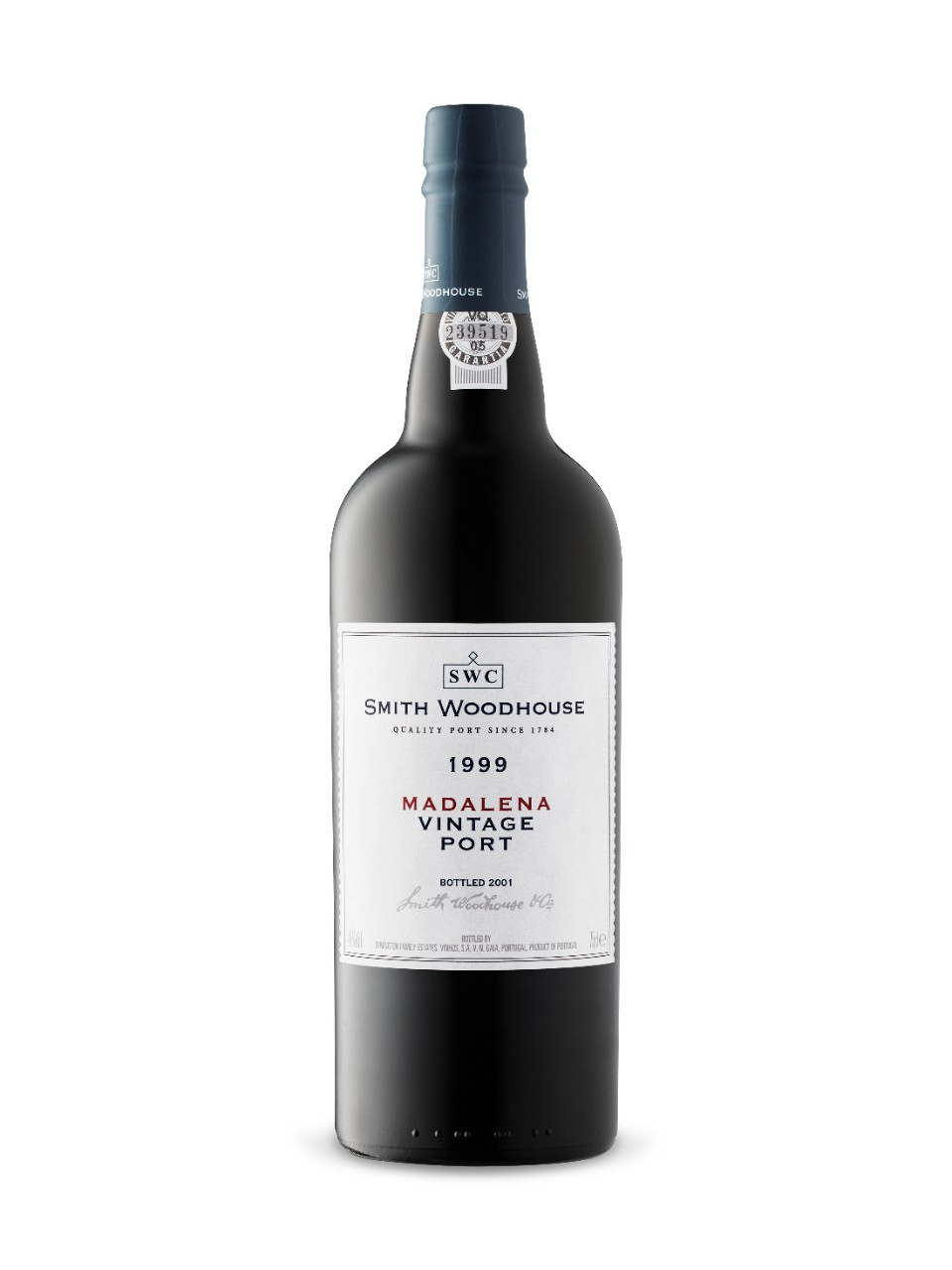 Smith Woodhouse Madalena Vintage Port 1999