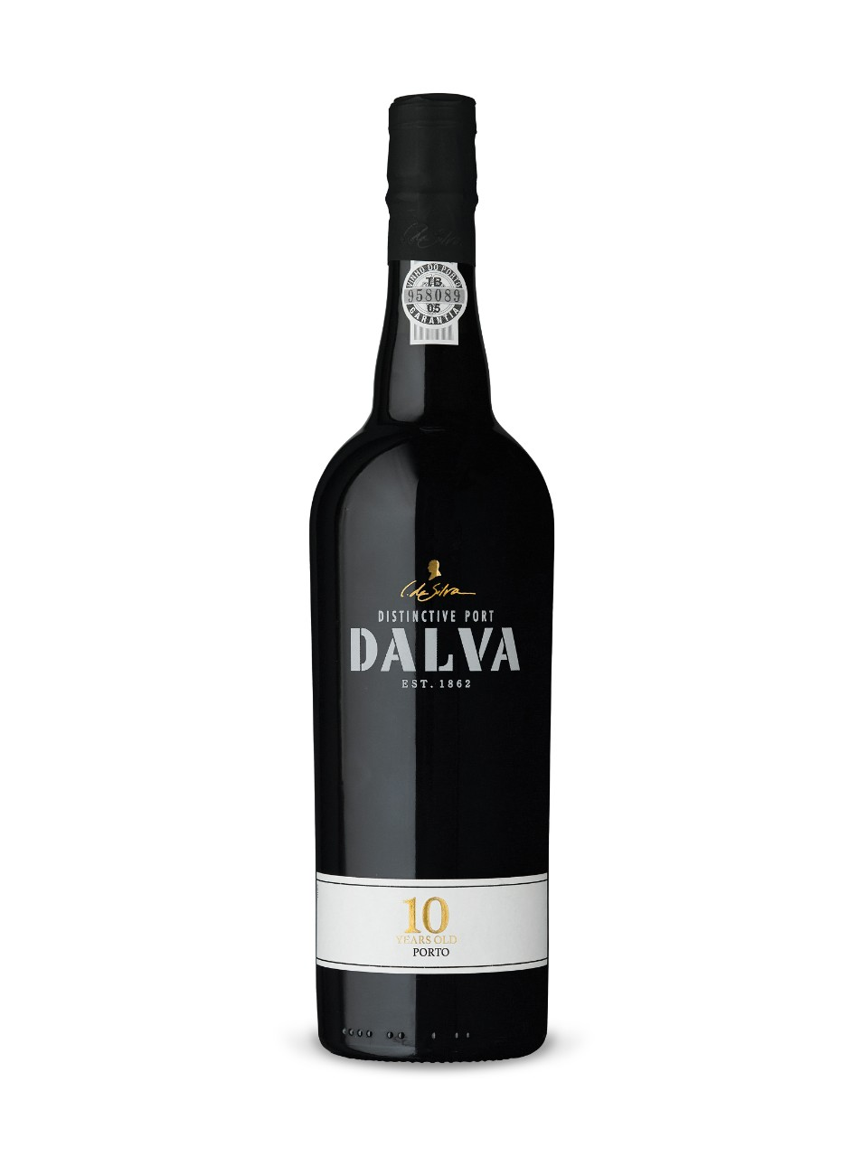 C. Da Silva Dalva 10-Year-Old Tawny Port
