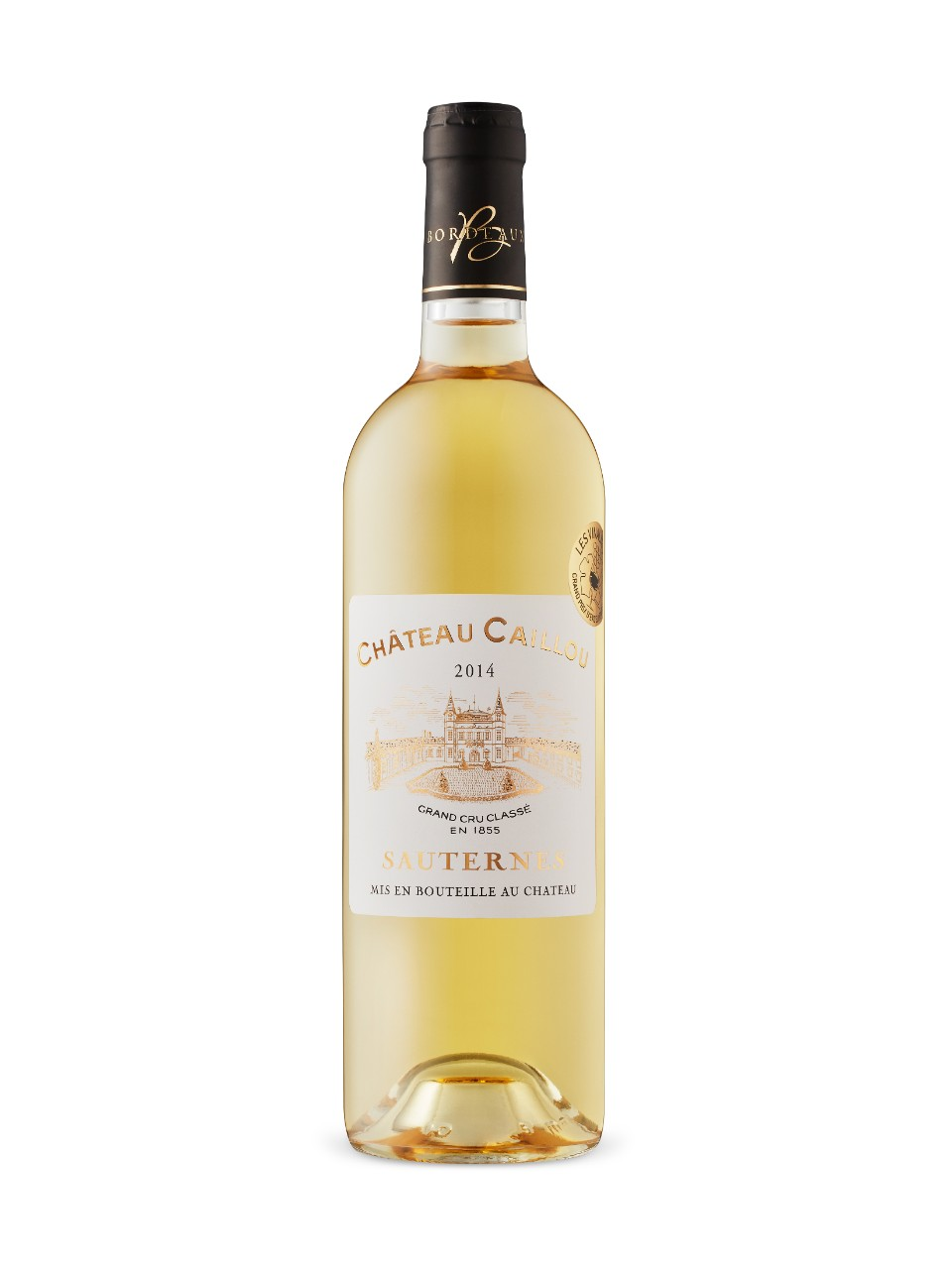 Image for Chateau Caillou Sauternes Grand Cru 2014 from LCBO