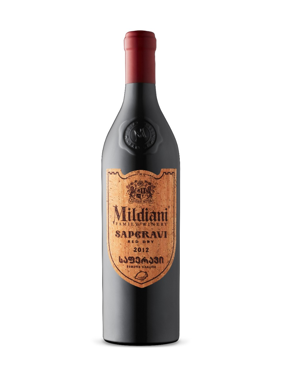 Image for Mildiani Saperavi Qvevri 2012 from LCBO