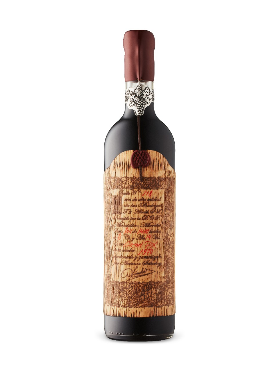 Image for Don PX Convento Seleccion DO Montilla-Moriles 1970 from LCBO