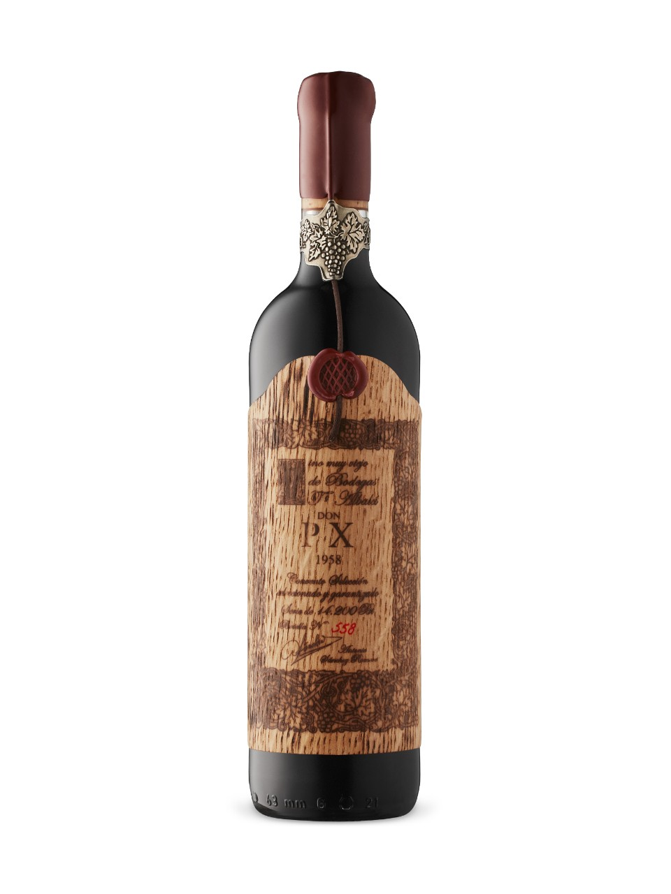 Image for Toro Albala Don PX Old Vine Montilla-Moriles 1958 from LCBO