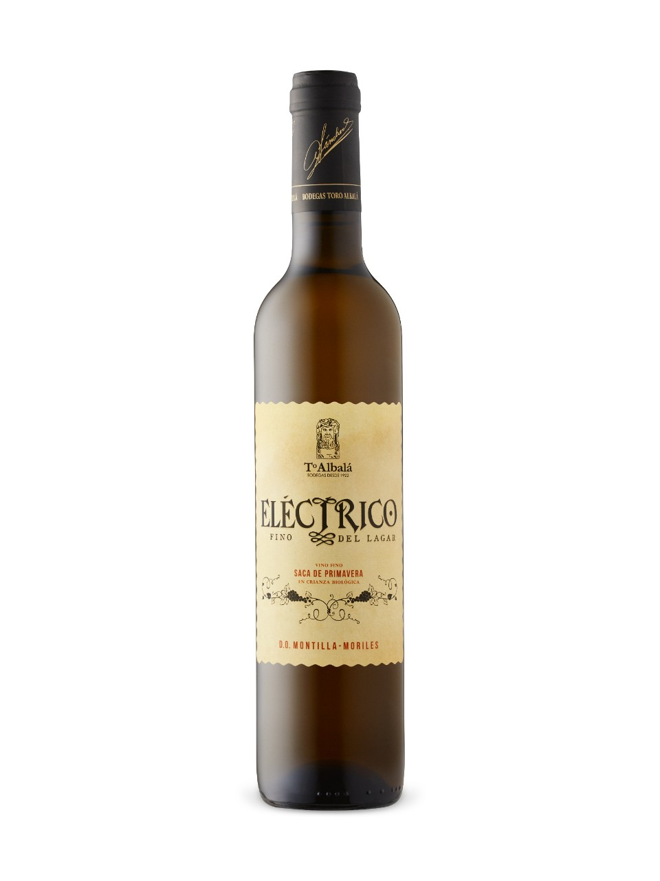 Image for Toro Albala Electrico Fino del Lagar from LCBO