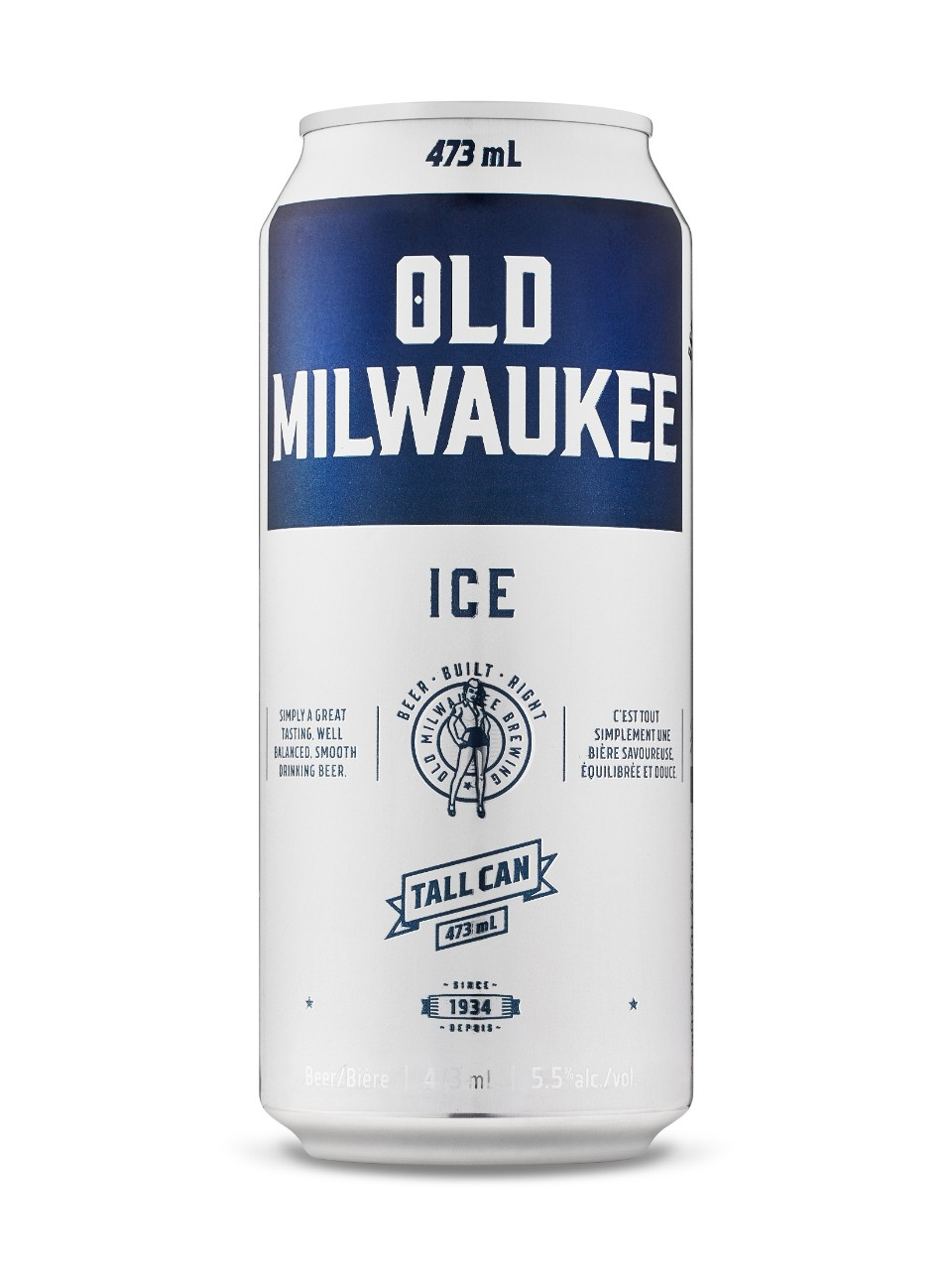 Image for Old Milwaukee Ice from LCBO