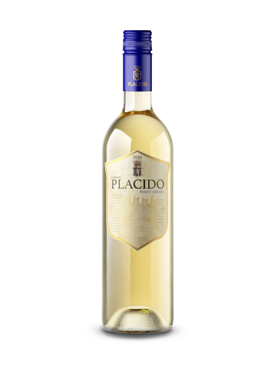 Image for Placido Pinot Grigio Toscana IGT from LCBO
