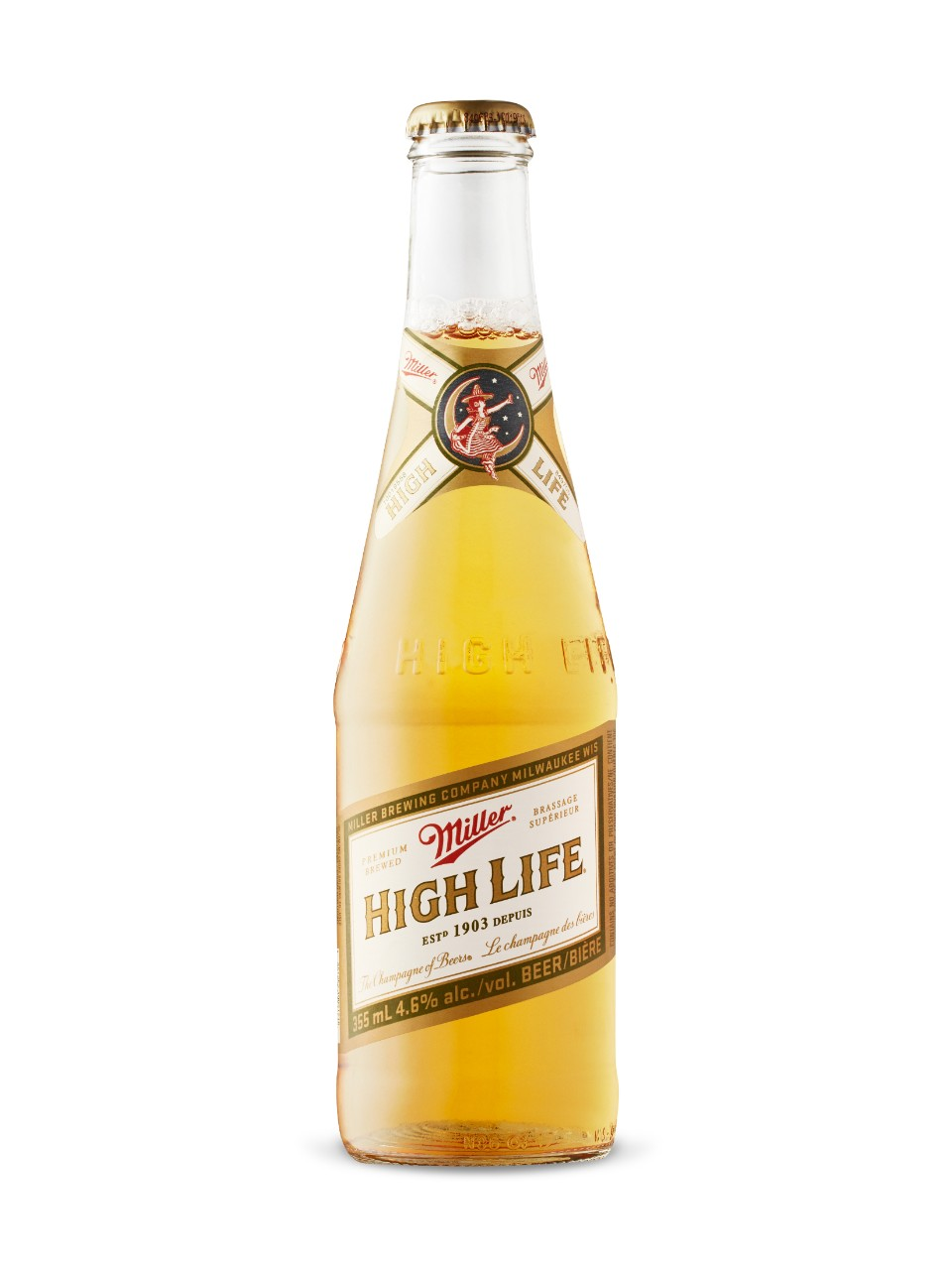 Image for Miller High Life from LCBO
