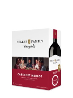 Cabernet Merlot Peller Family Vineyards