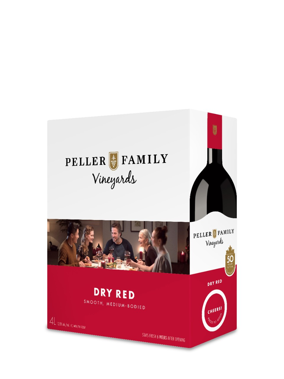 Image for Peller Family Vineyards Red from LCBO