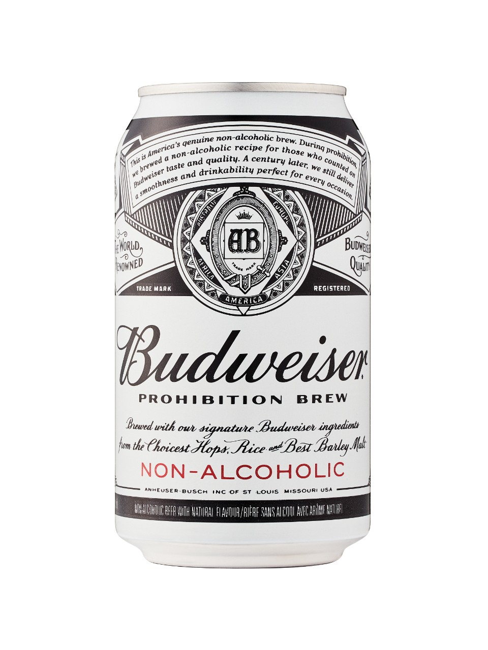Image for Budweiser Prohibition from LCBO