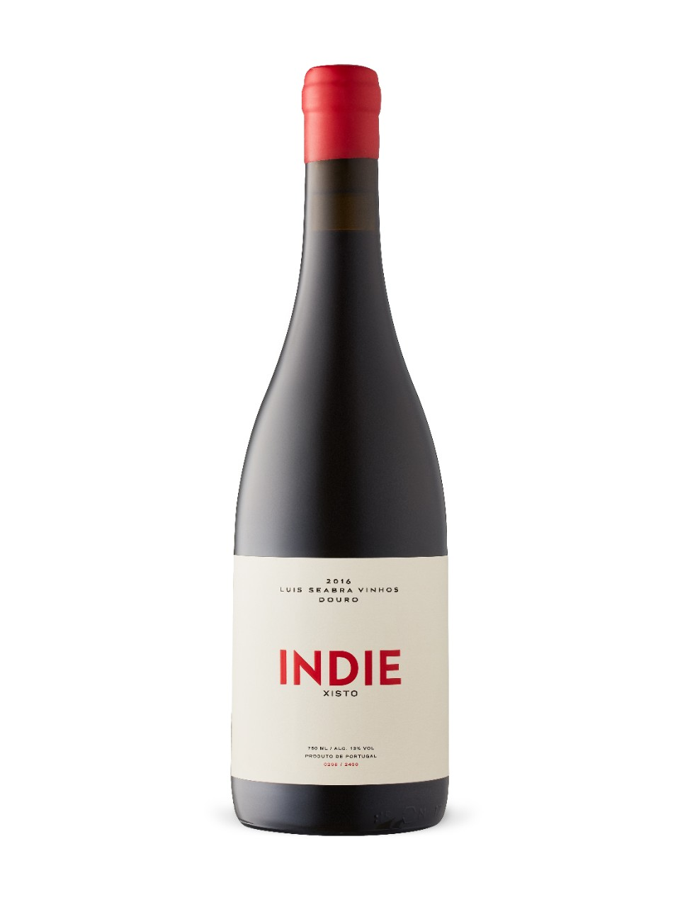 Luis Seabra Indie Xisto Red Douro 2016